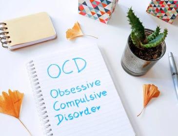 Healing for Obsessive Compulsive Disorder (OCD)